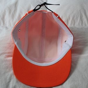 76e78cda Supreme Accessories | Camp Hat With Piping Highlighter Orange | Poshmark